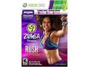 Majesco 096427017578 Zumba Fitness Rush for Xbox 360