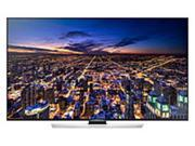 Samsung HU8550 Series UN50HU8550 50-inch 4K Ultra HD Smart LED TV - 3840 x 2160 - 1200 Clear Motion Rate - Wi-Fi - HDMI, USB - Black