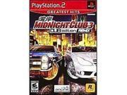 Rockstar Games 710425279348 Midnight Club 3: DUB Edition Remix for PS2