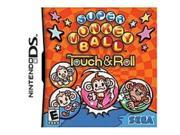 Sega 010086670059 Super Monkey Ball Touch and Roll for Nintendo DS