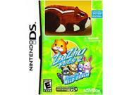 Activision 047875764804 Zhu Zhu Pets 2: Wild Bunch with Zhu Zhu Hamster for Nintendo DS