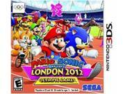 Sega 010086611069 Mario and Sonic At London Olympic Games 2012 for Nintendo 3DS