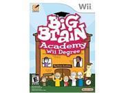 Nintendo Big Brain Academy: Wii Degree - Educational - Wii