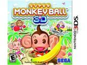 Sega 010086611007 Super Monkey Ball 3D for Nintendo 3DS