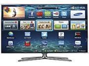 Samsung 7 Series UN55ES7100 55.0-inch 3D LED Smart TV - 1920 x 1080 - Clear Motion Rate 720 - 20,000,000:1 - Wi-Fi - HDMI - Silver
