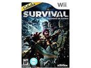 Activision 047875766181 Cabelas Survival: Shadows of Katmai for Nintendo Wii