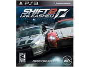 Electronic Arts 014633194845 Shift 2 Unleashed for Playstation 3