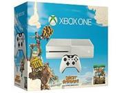Microsoft Xbox One Special Edition Sunset Overdrive Bundle - With Game Pad - Wireless - White - ATI Radeon - 1920 x 1080 - Blu-ray Disc Player - 500 GB HDD - Gigabit Ethernet - Wireless LAN - HDMI ...