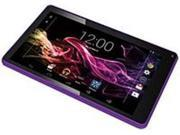 RCA RCT6773W22PU 7-inch Touchscreen Tablet PC - 1.4 GHz Quad-Core Processor - 1 GB DDR3 RAM - 8 GB Storage - Android 4.4 KitKat - Purple