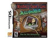 Nintendo Mystery Case Files: MillionHeir - Action/Adventure Game - Nintendo DS
