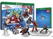 Disney 712725025649 INFINITY: Marvel Super Heroes 2.0 Edition Video Game Starter Pack - Xbox One