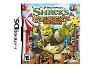 Activision Shrek's Carnival Craze Video Game for Nintendo DS