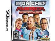 Destineer 828068211608 211608 Iron Chef America/Supreme Cuisine for Nintendo DS