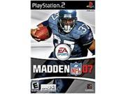 EA Sports 014633152296 Madden NFL 07 for PlayStation 2