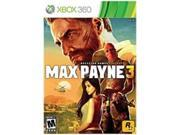 Rockstar Games 710425396052 Max Payne 3 for Xbox 360