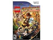 LucasArts 023272339630 Lego Indiana Jones 2: The Adventure Continues for Nintendo Wii