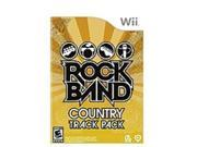 Electronic Arts 014633193886 Rock Band Track Pack: Country for Wii