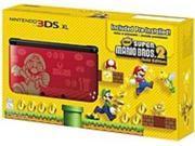 Nintendo SPRSRRHD 3DS XL Super Mario Bros 2 Gold Edition Bundle