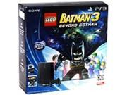 Sony LEGO Batman 3: Beyond Gotham + The Sly Collection PlayStation 3 500GB Bundle - With Game Pad - Wireless - NVIDIA RSX - Dolby Digital, Dolby Digital Plus, Dolby TrueHD, DTS, DTS-HD Master ...