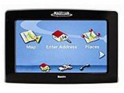 Magellan Maestro 980-0129-001 4250 4.3-inch GPS - USB - SD Memory Card - Touchscreen