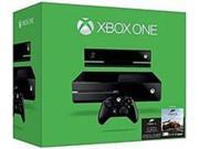 Microsoft 6RZ-00050 Xbox One Forza Motorsport 5 Bundle - AMD x86 8-Core Processor - 8 GB RAM - 500 GB Hard Drive - Wi-Fi