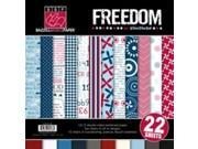 Freedom Multipack 12 x 12 by Bazzill
