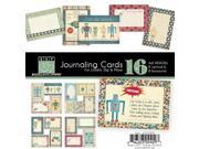Lucy Journaling Cards 4 x 6 by Bazzill