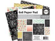 Chalkboard Paper 6 x 6 by We R Memory Keepers