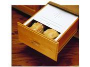 Rev-A-Shelf BDC-200 BDC Series 17 Inch Wide Bread Drawer Cover Kit
