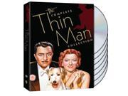 The Complete Thin Man Collection [7 Discs]
