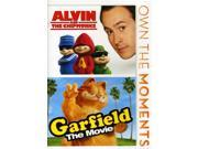 Alvin & the Chipmunks/Garfield: the Movie