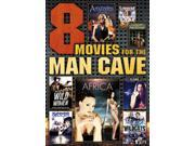 8 Movies for the Man-Cave [2 Discs]