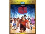 Wreck It Ralph 2D-3D