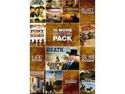10 Movie Western Pack, Vol. 2 [2 Discs]