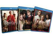 The Borgias: Seasons 1-3 [9 Discs] [Blu-Ray]