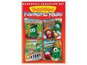 Funtastic Four-Quadruple Adventure Set