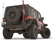Warn 89800 Bumper Tire Carrier Fits 07-14 Wrangler (JK)
