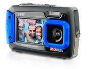20MP Waterproof AQUA 8800 UnderWater Digital Camera Video recorder ( Blue ) By SVP