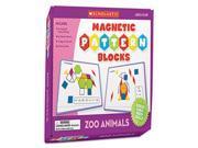 Magnetic Pattern Blocks, Zoo