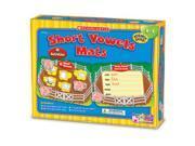 Vowels Mats Kit, Short Vowels, Pigs, Grades K-2