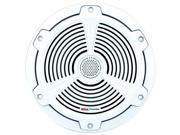 """Boss Audio MR652C 6.5"""" 2-Way Marine Speakers - (Pair) White (MR652C)"""