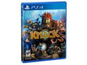 SONY 10012 Knack  Action/Adventure Game Retail - PlayStation 4
