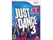 UBISOFT 17677 Just Dance 3 Entertainment Game - Wii