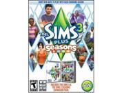 ELECTRONIC ARTS 16978 The Sims 3 Plus Seasons PC