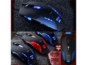 E-3LUE Blue Cobra II 2nd 6 Buttons Usb Pro-Gaming Mouse for CS RAZER CF WOW GW2