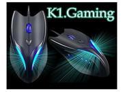 NEW 1600DPI K1.Gaming G3 6 Buttons Usb Optical Pro Gaming Mouse RAZER CS WOW CF
