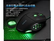 NEW 8D X-LSWAB L9 Lions PC Optical Usb Pro-Gaming Mouse 6Buttons CS CF WOW RAZER Mice Black