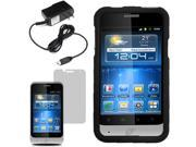 Protector Hard Shell Cover Case For ZTE Illustra Z788G LCD Home Charger