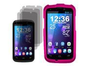 Protector Hard Shell Cover Case For Blu Tank 4.5 3 LCD Film