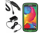 Tough Hard Shell Stand Cover Case For Samsung Galaxy Avant G386 Car Home Charger